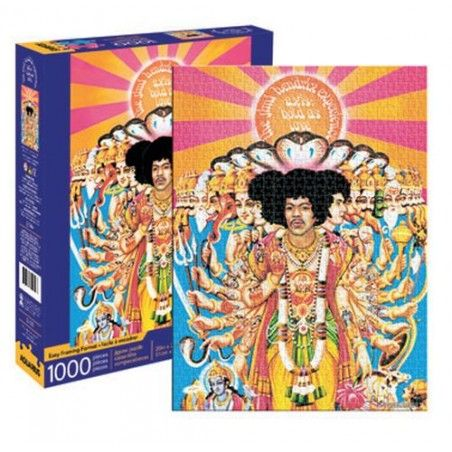 JIMI HENDRIX ALBUM COVER AXIS BOLD AS LOVE 1000 PIECES PEZZI JIGSAW PUZZLE