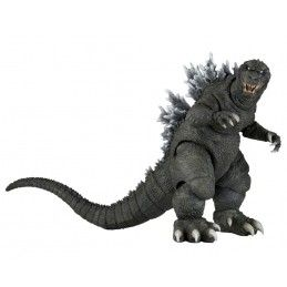 GODZILLA 2001 HEAD TO TAIL ACTION FIGURE NECA