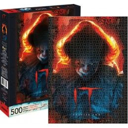IT CHAPTER TWO PUZZLE 500 PEZZI PIECES 48X35CM AQUARIUS ENT