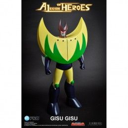 HIGH DREAM UFO ROBOT GRENDIZER GISU GISU GIGA VINYL 40CM ACTION FIGURE