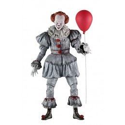 IT 2017 PENNYWISE 1/4 SCALE ACTION FIGURE 45CM