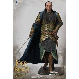 THE LORD OF THE RINGS - ELROND 1/6 SCALE 30 CM ACTION FIGURE ASMUS TOYS