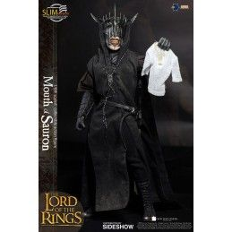 ASMUS TOYS THE LORD OF THE RINGS - THE MOUTH OF SAURON SLIM ED 1/6 35CM ACTION FIGURE