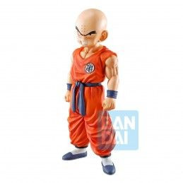 BANDAI DRAGON BALL SUPER ICHIBANSHO KRILLIN (STRONG CHAINS!!) 18CM PVC STATUE FIGURE