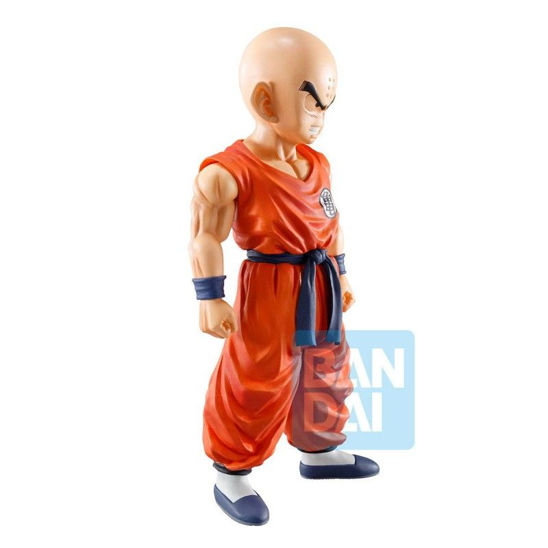 DRAGON BALL SUPER ICHIBANSHO KRILLIN (STRONG CHAINS!!) 18CM PVC STATUE FIGURE BANDAI