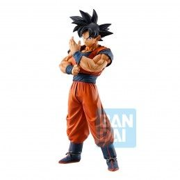 BANDAI DRAGON BALL SUPER ICHIBANSHO SON GOKU (STRONG CHAINS!!) 25CM PVC STATUE FIGURE