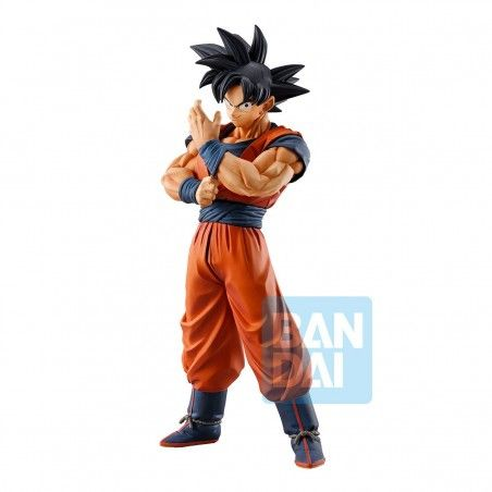 DRAGON BALL SUPER ICHIBANSHO SON GOKU (STRONG CHAINS!!) 25CM PVC STATUE FIGURE