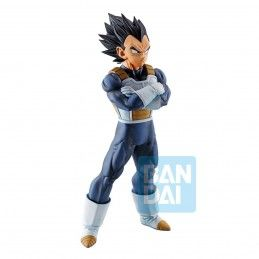 BANDAI DRAGON BALL SUPER ICHIBANSHO VEGETA (STRONG CHAINS!!) 23CM PVC STATUE FIGURE