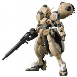 HG GUNDAM GUSION REBAKE 1/144 MODEL KIT ACTION FIGURE BANDAI