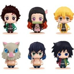 DEMON SLAYER KIMETSU NO YAIBA 01 BOX SET 6 MINI FIGURES GOOD SMILE COMPANY