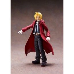 FULLMETAL ALCHEMIST BROTHERHOOD EDWARD ELRIC ACTION FIGURE ANIPLEX