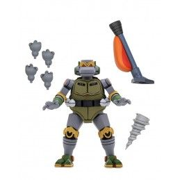 NECA TMNT TEENAGE MUTANT NINJA TURTLES - METALHEAD ULTIMATE ACTION FIGURE