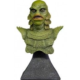 CREATURE FROM THE BLACK LAGOON BUST STATUE 15CM RESIN FIGURE TRICK OR TREAT STUDIOS