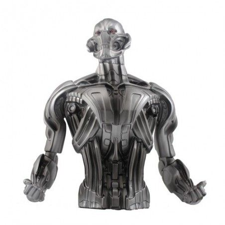 AVENGERS AGE OF ULTRON COIN BANK ULTRON BUST BANK SALVADANAIO