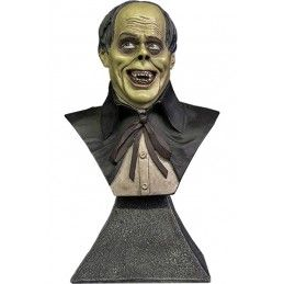 PHANTOM OF THE OPERA BUST STATUE 15CM RESIN FIGURE TRICK OR TREAT STUDIOS