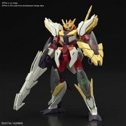 BANDAI HGBDR GUNDAM ANIMA RIZE 1/144 MODEL KIT ACTION FIGURE