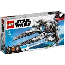 LEGO STAR WARS TIE INTERCEPTOR BLACKACE 75242