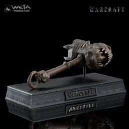 WARCRAFT - SKULLBREAKER OF BLACKHAND 1/6 REPLICA RESIN FIGURE 20CM WETA