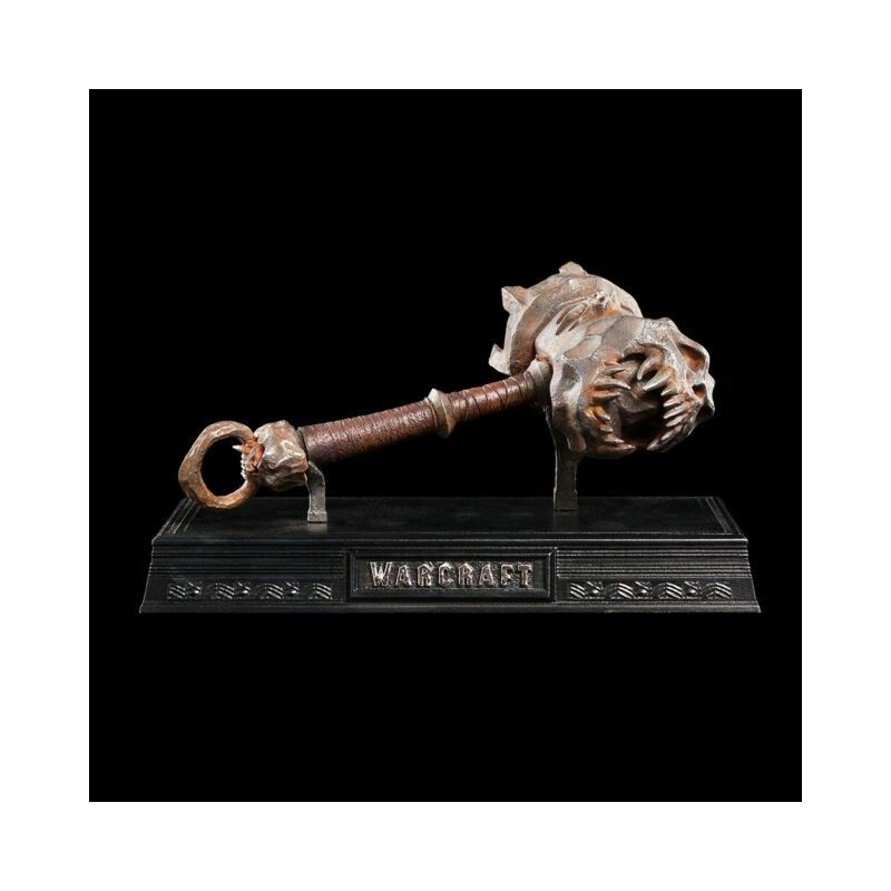 WETA WARCRAFT - SKULLBREAKER OF BLACKHAND 1/6 REPLICA RESIN FIGURE 20CM