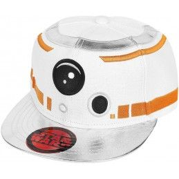 CAPPELLO BASEBALL CAP STAR WARS EPISODE VII BB-8