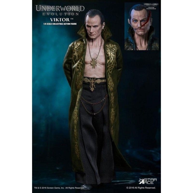 UNDERWORLD EVOLUTION - VIKTOR DELUXE 1/6 SCALE COLLECTIBLE ACTION FIGURE STAR ACE