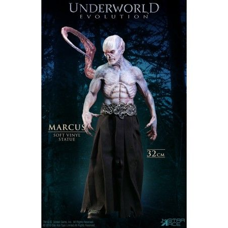 UNDERWORLD EVOLUTION - MARCUS SOFT VINYL STATUE 32CM FIGURE