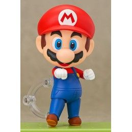 SUPER MARIO - MARIO NENDOROID ACTION FIGURE 10 CM GOOD SMILE COMPANY