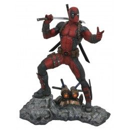 MARVEL PREMIER COLLECTION DEADPOOL 30CM FIGURE RESIN STATUE DIAMOND SELECT