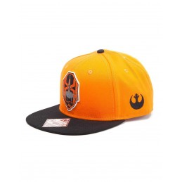 CAPPELLO BASEBALL CAP STAR WARS X-WING RESISTANCE