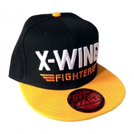 CAPPELLO BASEBALL CAP STAR WARS X-WING FIGHTER