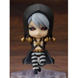 MEDICOS ENTERTAINMENT JOJO'S BIZARRE ADVENTURES - RISOTTO NERO NENDOROID ACTION FIGURE