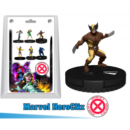 WIZKIDS MARVEL HEROCLIX X-MEN HOUSE OF X FAST FORCES SET GIOCO DA TAVOLO