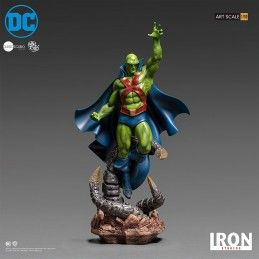 MARTIAN MANHUNTER BY IVAN...