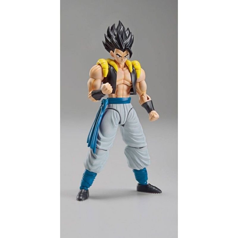 DRAGON BALL FIGURE RISE SUPER SAIYAN GOGETA LIMITED MODEL KIT FIGURE BANDAI
