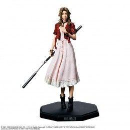 FINAL FANTASY 7 REMAKE - AERITH 22CM STATUE FIGURE SQUARE ENIX