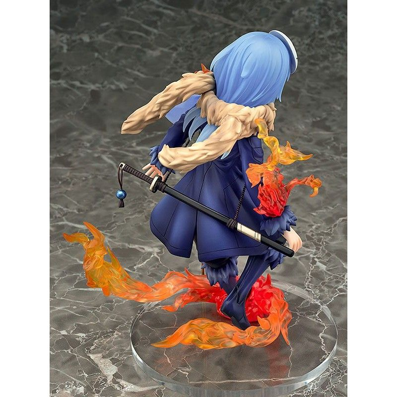 THAT TIME I GOT REINCARNATED AS A SLIME - RIMURU TEMPEST 20CM 1/7 STATUE FIGURE PHAT!