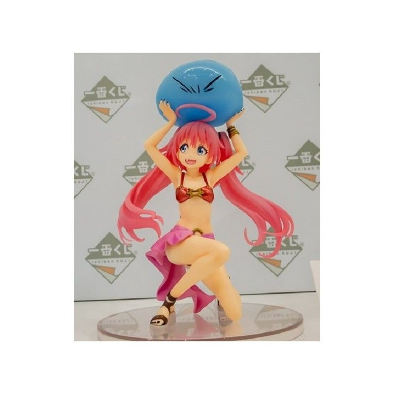THAT TIME I GOT REINCARNATED AS A SLIME - MILIM SUMMER VER 19CM STATUE FIGURE BANDAI