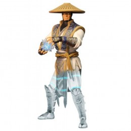 MEZCO TOYS MORTAL KOMBAT X RAIDEN ACTION FIGURE