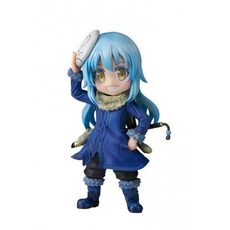 THAT TIME I GOT REINCARNATED AS A SLIME - RIMURU LULUMECU SERIES STATUE MINIFIGURE