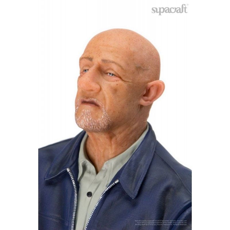 SUPACRAFT BREAKING BAD MIKE EHRMANTRAUT STATUE