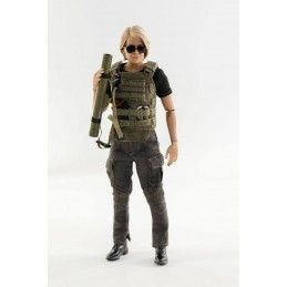 TERMINATOR DARK FATE SARAH CONNOR 1/12 ACTION FIGURE THREEZERO