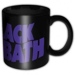 BLACK SABBATH MUG TAZZA CERAMICA