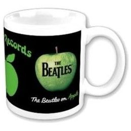 THE BEATLES ON APPLE MUG TAZZA CERAMICA