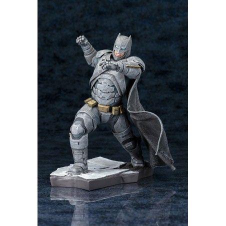 BATMAN V SUPERMAN DAWN OF JUSTICE ARMORED BATMAN ARTFX+ STATUE FIGURE
