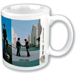 PINK FLOYD WISH YOU WERE HERE MUG TAZZA CERAMICA