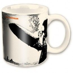 LED ZEPPELIN COVER MUG TAZZA CERAMICA
