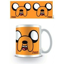 ADVENTURE TIME JAKE CERAMIC MUG TAZZA IN CERAMICA PYRAMID INTERNATIONAL