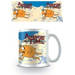 ADVENTURE TIME JAKE CLOUD CERAMIC MUG TAZZA IN CERAMICA PYRAMID INTERNATIONAL