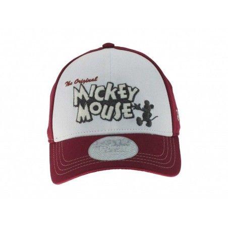 CAPPELLO BASEBALL CAP DISNEY MICKEY MOUSE TOPOLINO THE ORIGINAL