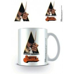 ARANCIA MECCANICA CLOCKWORK ORANGE CERAMIC MUG TAZZA IN CERAMICA PYRAMID INTERNATIONAL